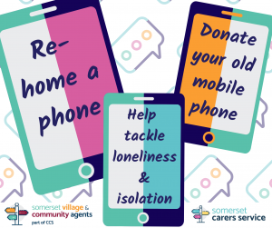 image shows graphic of smartphone appeal