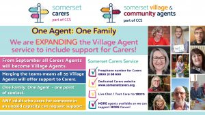 More support for Carers in Somerset!